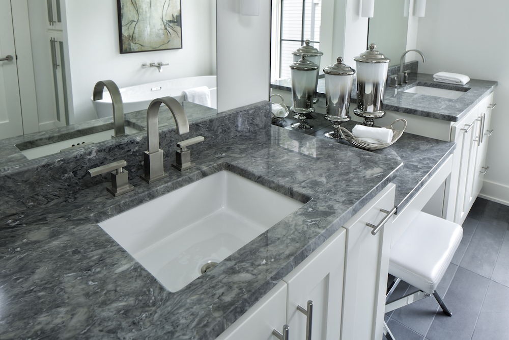 How to Choose Bathroom Countertops