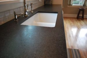 Black Pearl Kitchen counter material
