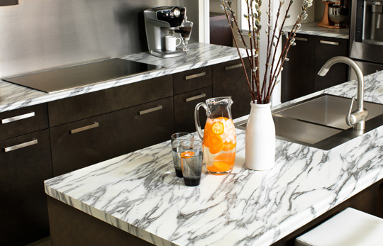 Laminate Countertops Style Options